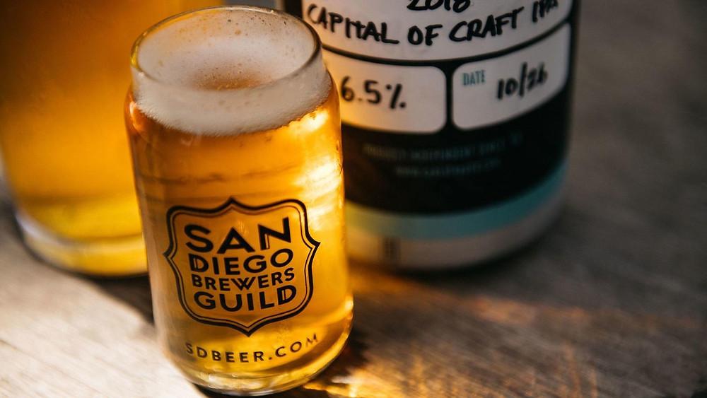 San Diego Beer Week brewery 32 north miramar