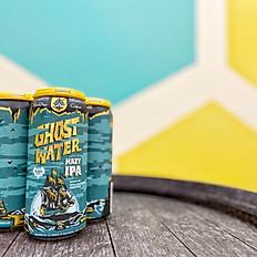 Ghost Water Hazy IPA 4 Pack