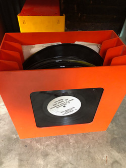 Vinyls & porte-disques
