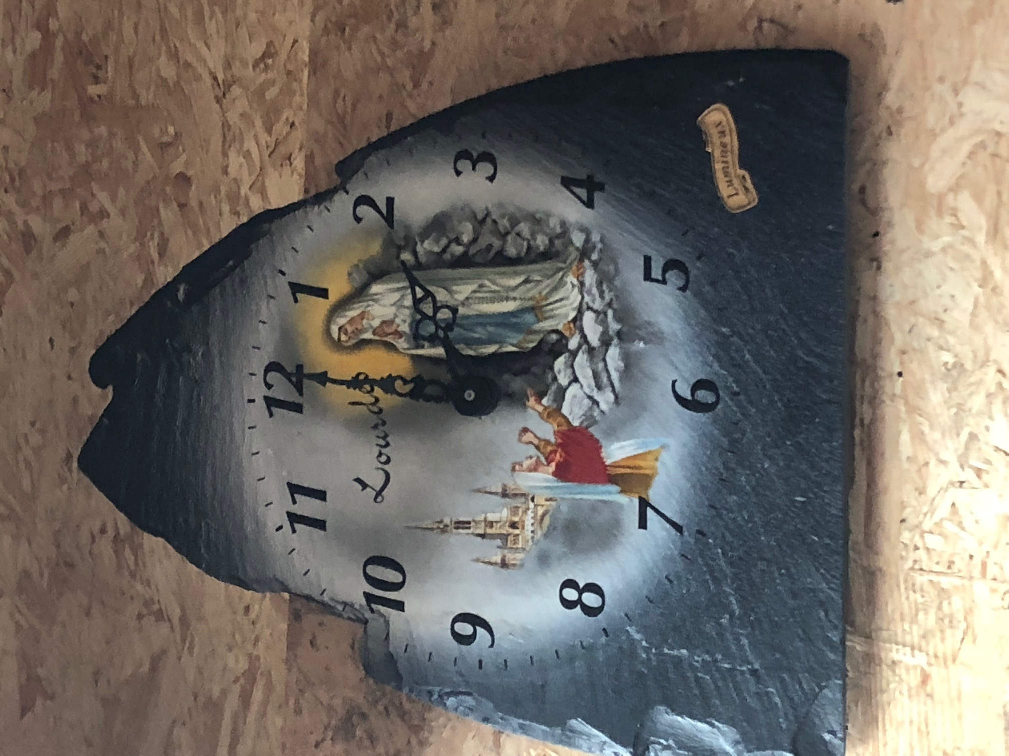 Horloge Lourdes