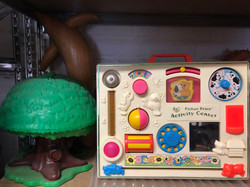 Jeux Fisher Price vintage