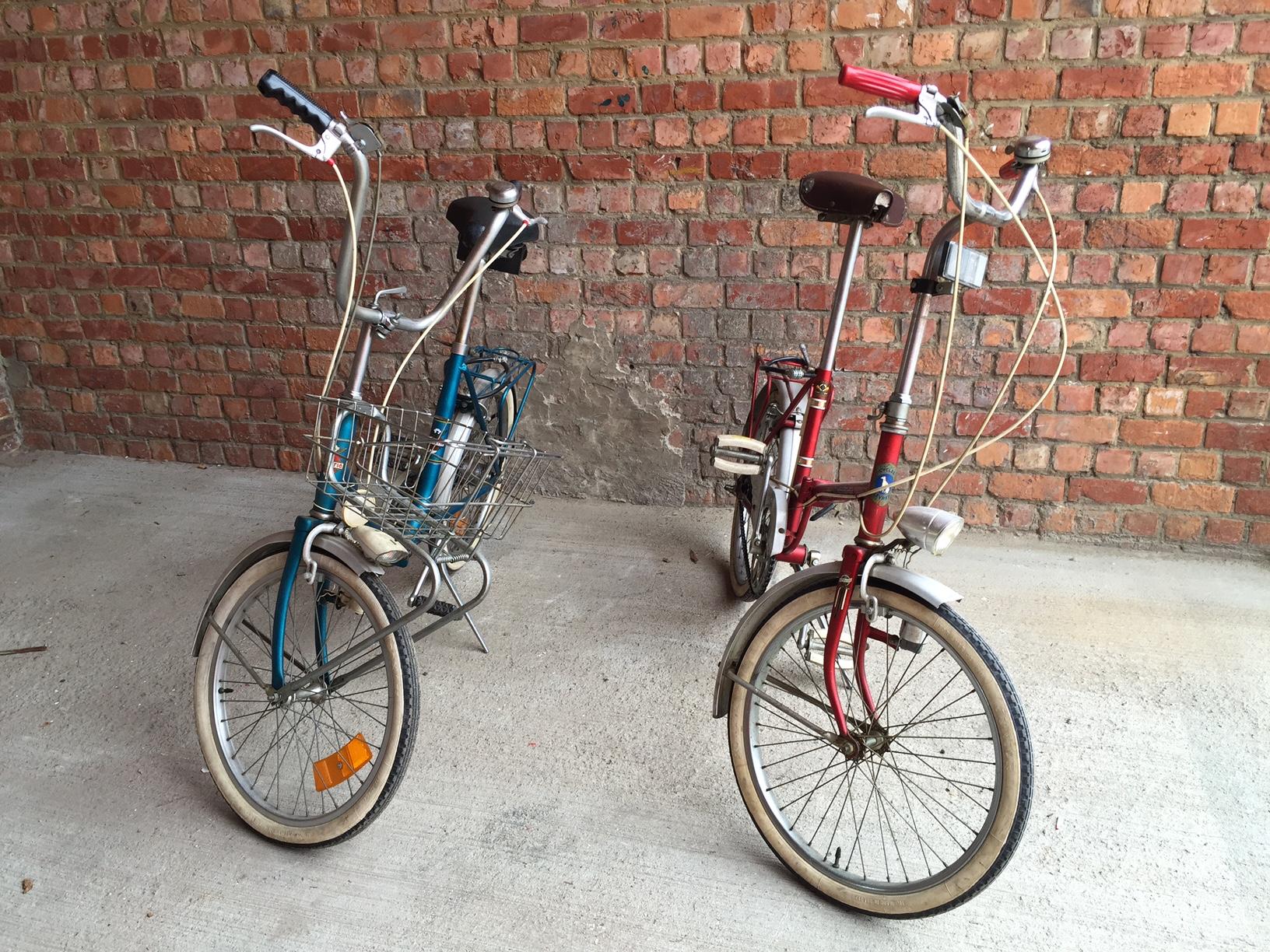 Vélos vintage
