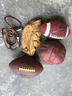 Rugby, baseball
