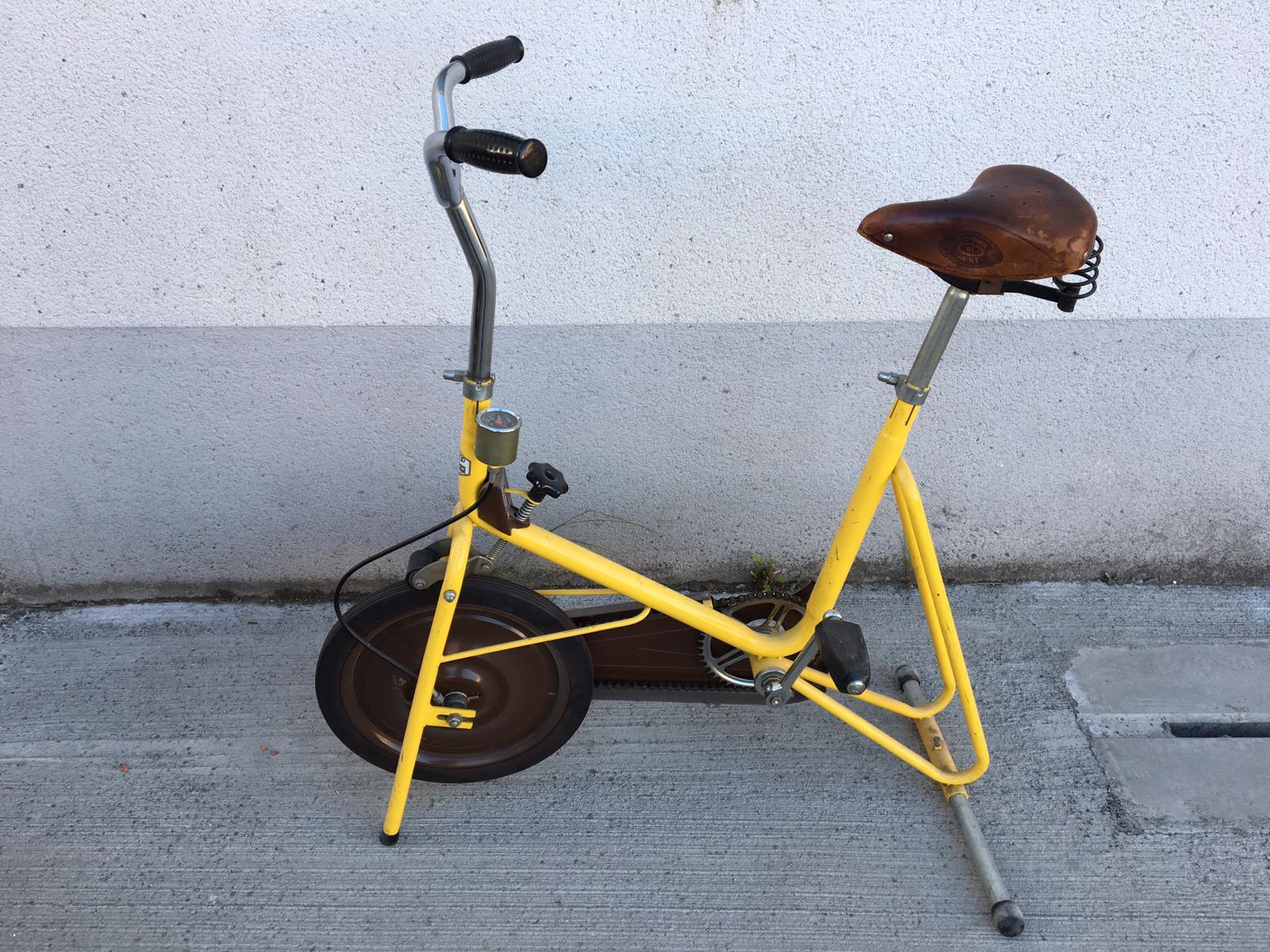 vélo d'intérieur