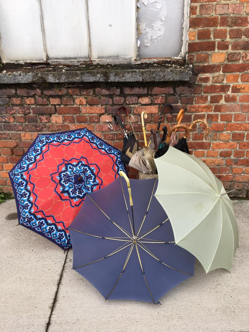 Parapluies vintage