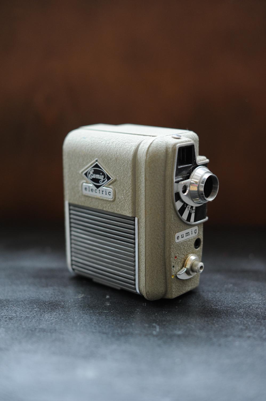Caméras anciennes