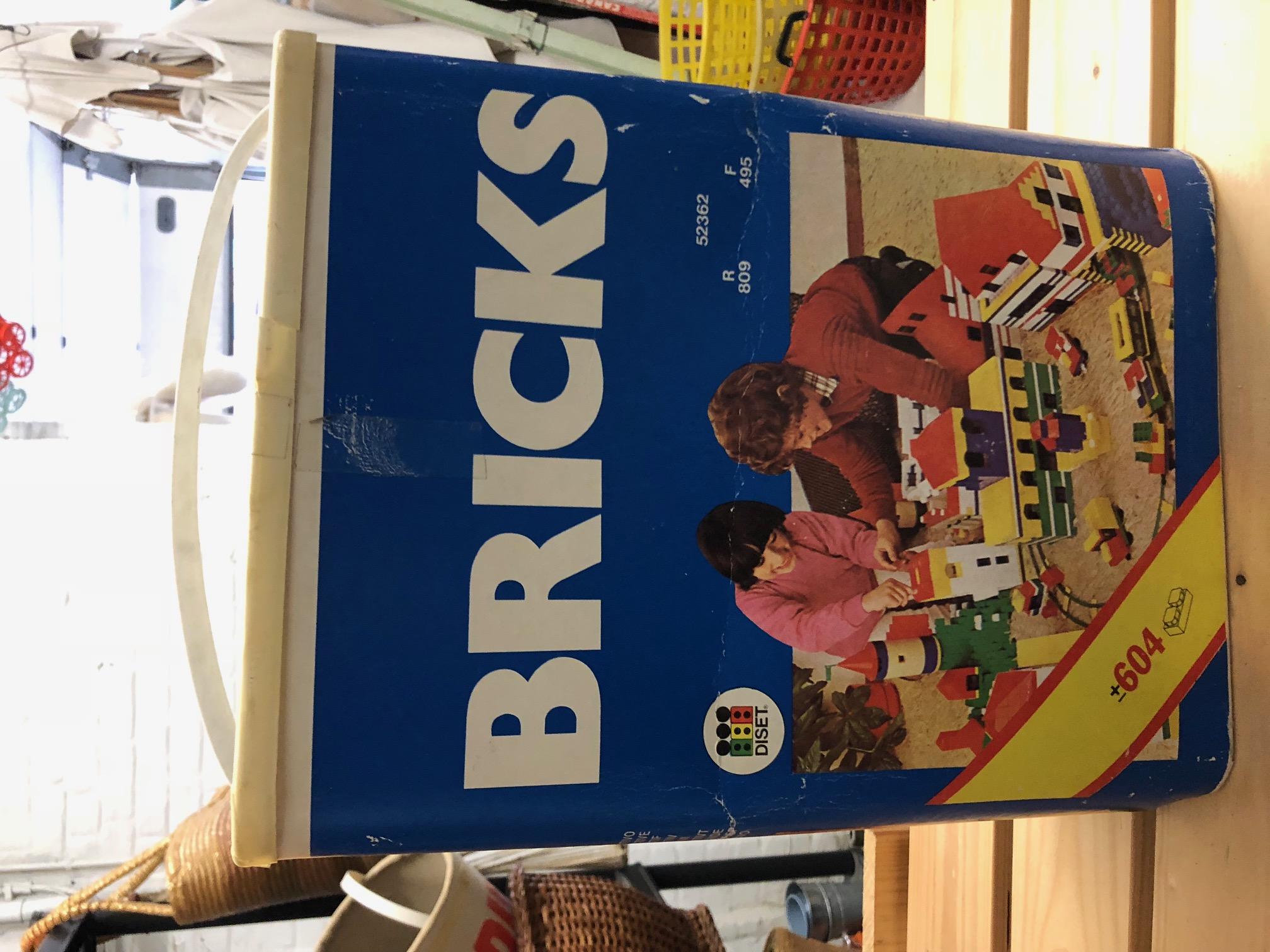 Briques enfants Bricks