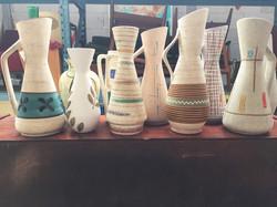 Vases céramiques