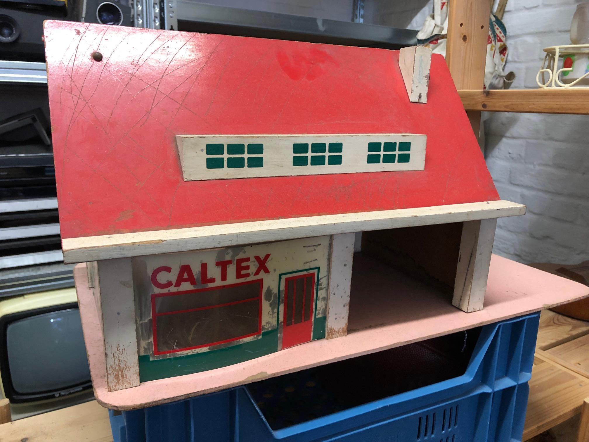 Garage enfant Caltex