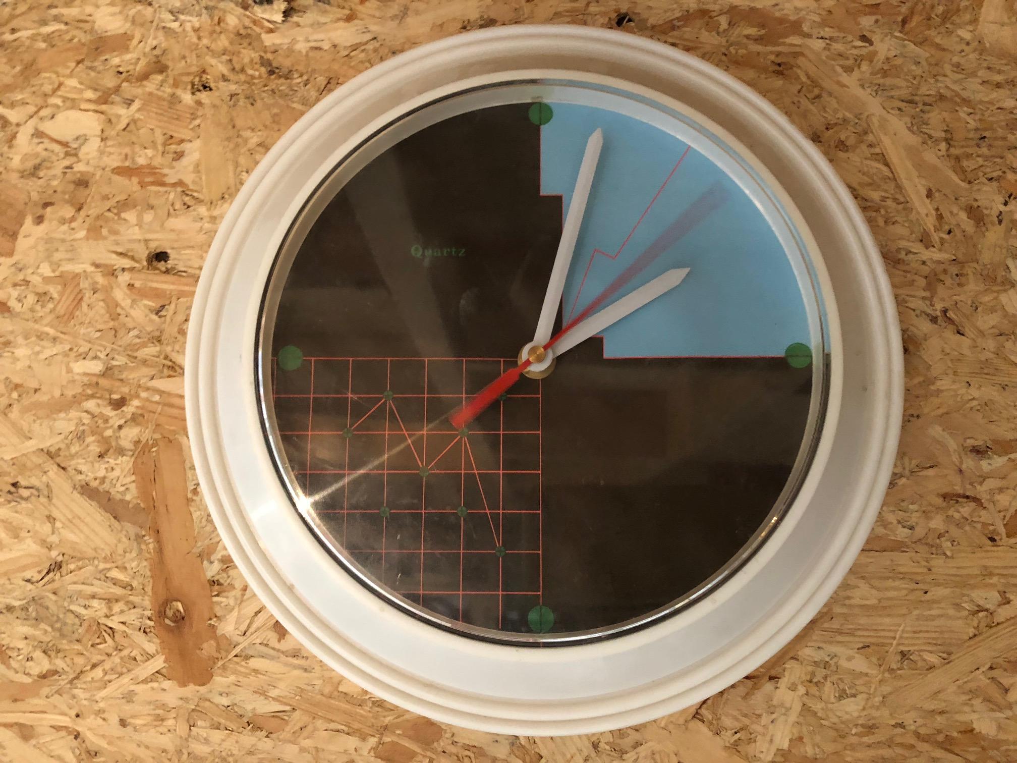 Horloge 80's