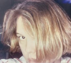 A Way Back Selfie
