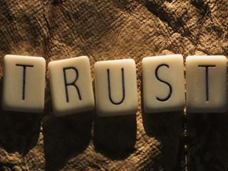 Doug's Tidbits:  Patience Or Trust?