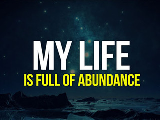 Increasing Your Ability To Receive God's Abundance