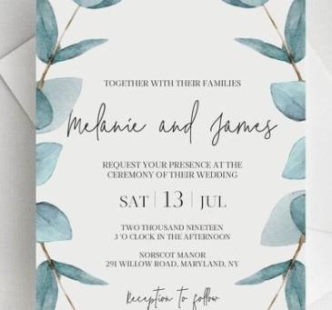 Convites de Casamento | Top 5 Coisas que Você Precisa Saber