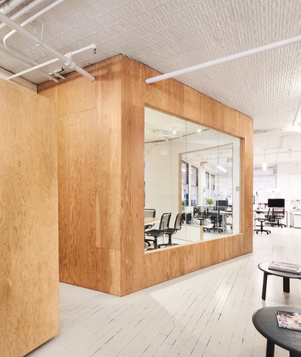 Outdoor Voices Office - Soho New York