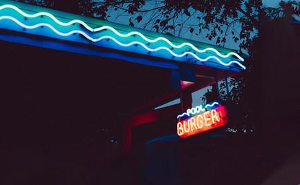 Pool Burger - Austin, Texas