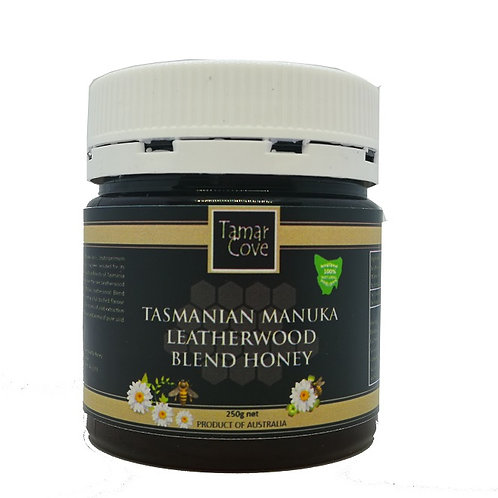 Tasmanian Leatherwood & Manuka Blend 250g