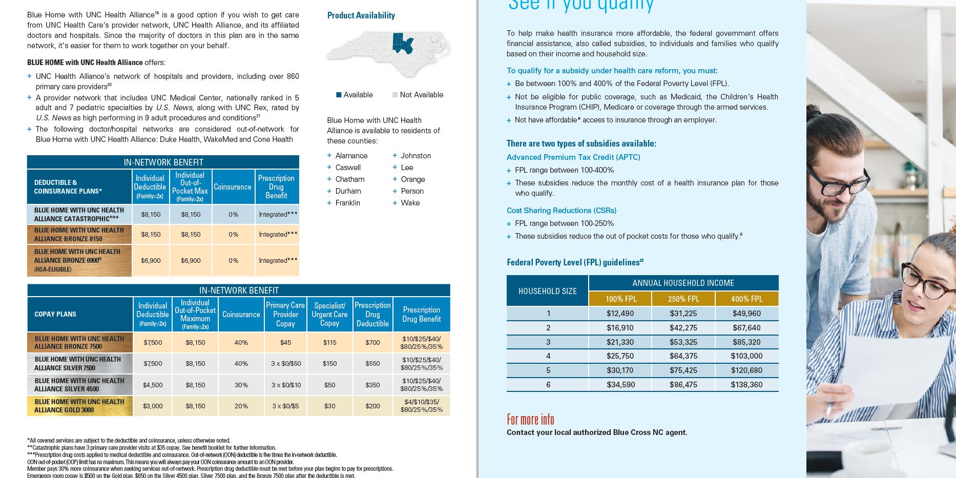 BCBSNC Individual Health Plans - Pg 6.pn
