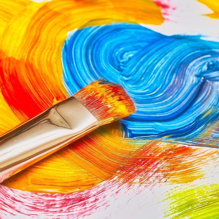 Masterpiece & Mimosas Painting Workshop