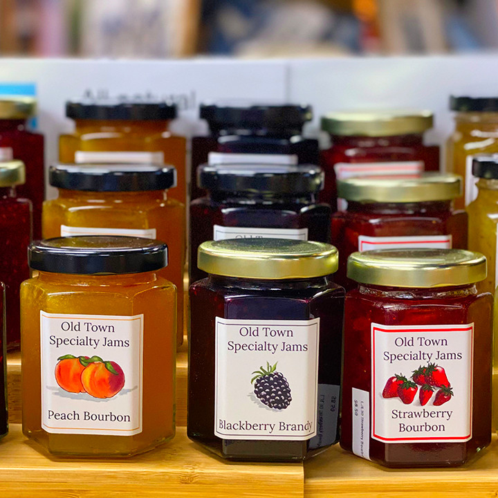 Old Town Specialty Jam Tasting