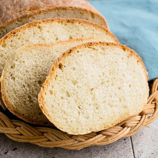 Freshly Made Organic English Muffin Bread
