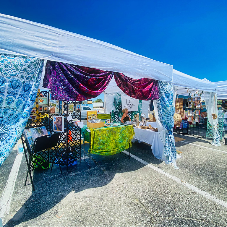 Sunday Outdoor Bougie Market