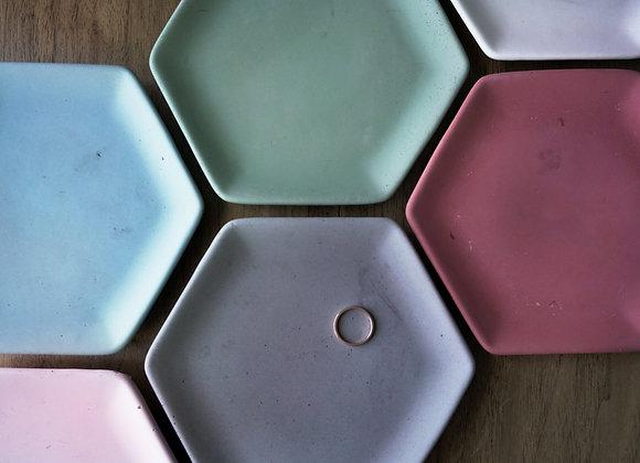 Hexagon Trinket Dish