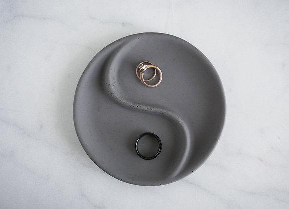Ying Yang Ring Dish