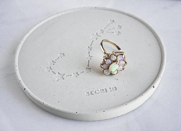 Zodiac Ring Dish