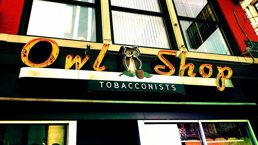 Owl Shop logo