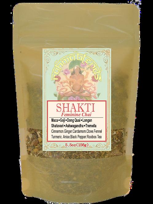 Shakti: Women's Balancing Chai