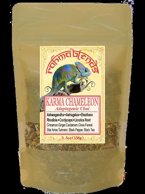 Karma Chameleon: Adaptogenic Chai