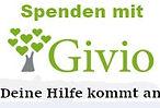 Spenden mit Givio
