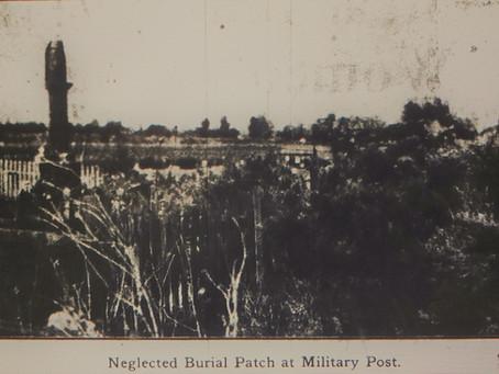 Fort Boise Military Cemetery - Original Location