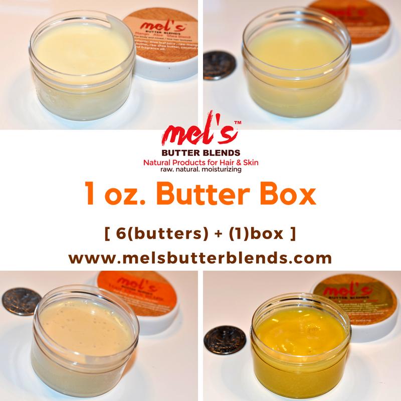 1 oz. Butter Box