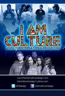 I AM CULTURE APPAREL