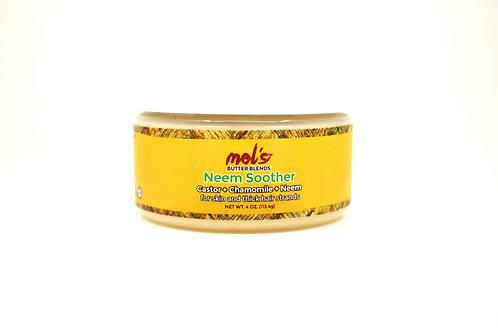 Neem Soother: Castor + Chamomile + Neem | Moisture Sealing for Skin + Hair