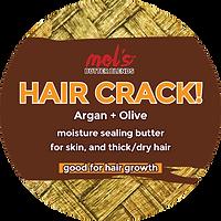 Mel's Butter Blends Hair Crack
