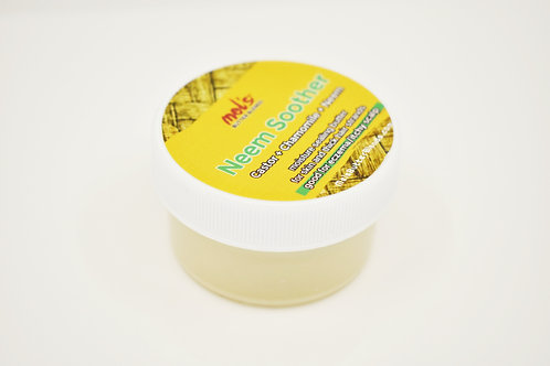 Neem Soother: Castor + Chamomile + Neem 1oz. SAMPLE
