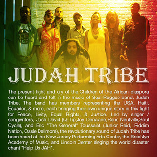 JUDAH TRIBE