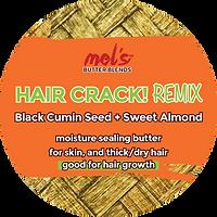 Mel's Butter Blends Hair Crack Remix
