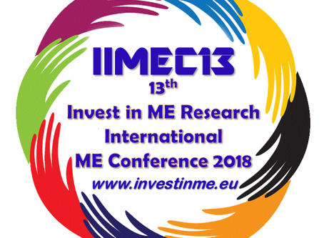 The 2018 Invest in ME Research Conference Report – Dr Charles Shepherd, ME Association (UK)