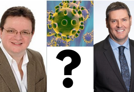 Interview with Dr. Ian Hyams: COVID-19 and the ME/FM/Lyme/ immuno-altered community