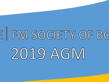 Join us for our Society's 2019 AGM