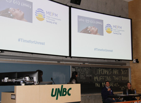 #TimeForUnrest in Prince George - a UBCN Northern Medical student's POV