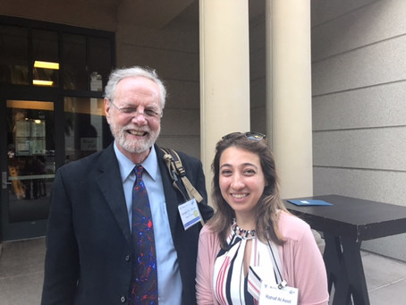Society Sponsors Physician to Attend Stanford Symposium