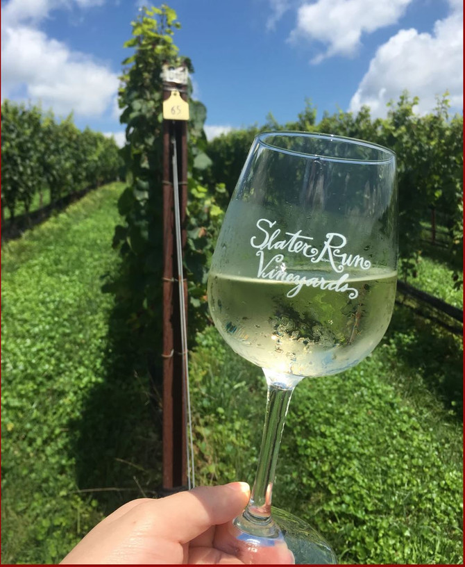 2021 MARSGMI Welcomes Slater Run Vineyards & A Host of Delicious Food Vendors