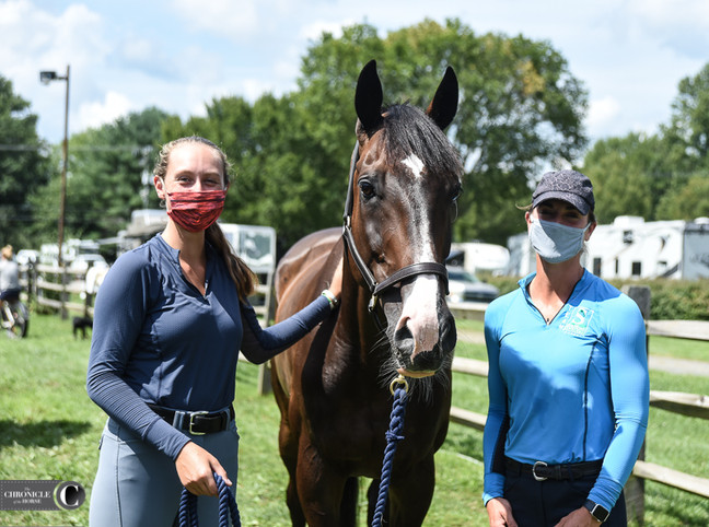 Davis Equine + Ride Safe To Offer the Inaugural Groom's Award at 2021 MARSGMI