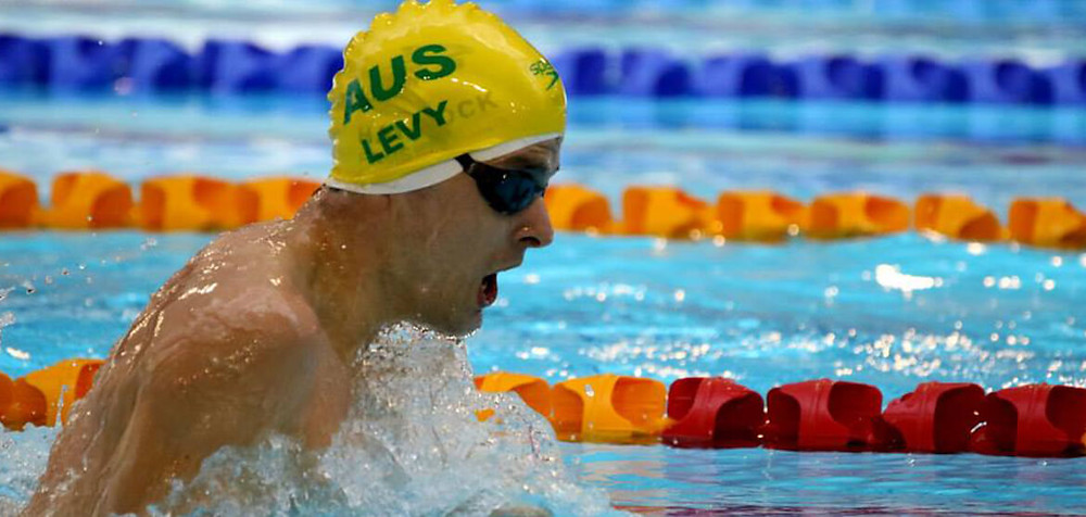Australian Paralympic Swimmer Matt Levy in action I Parasports World Exclusive Interview