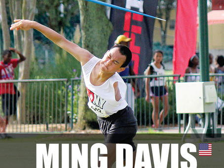 Parasports World Athlete Spotlight: Ming Davis